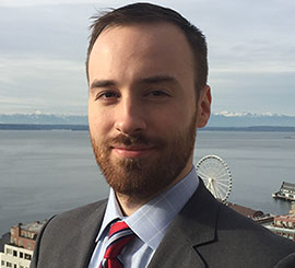 Seattle Injury Lawyer Jonathan Van Eck